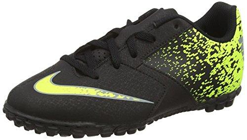 Volt Black Cool Chaussures TF Jr Noir Mixte Nike Football Vert Grey de Adulte Bombax TzvwBO