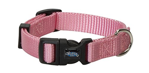 (Weaver Leather Nylon Prism Snap-N-Go Collar)