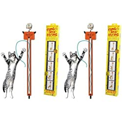 Fling Ama String Cat Toy (2 x 1ct)