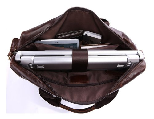 cuir Format sac à Tablette Besace en document Document messager Porte Serviette Sac cuir en Sac porté épaule A4 à Sac Cuir de en Sac Véritable homme main Kattee cuir en Sacoche bandoulière Sac Poignée EpwzUqn