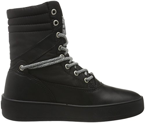 Nova black Sneaker N00 Donna Napapijri Alte Nero 6dUKOw