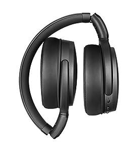 geschlossenes, ohrumschlie/ßendes Sennheiser HD 4.20s Headset schwarz