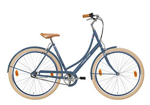 Royal Dutch M&M Large/XL (56 cm) Jeans Blue 700C Shimano Nexus 3 City Bicycle