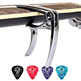 Donner DC-2 Guitar Capo for Acoustic and Electric