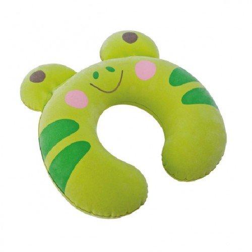 INTEX Inflable Almohada de Viaje para niños (- Verde Rana ...