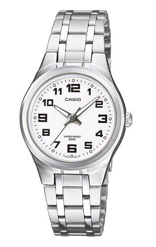 Casio Collection Damen-Armbanduhr Analog Quarz LTP-1310PD-7BVEF