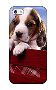 Rolando Sawyer Johnson's Shop Iphone 5/5s Well-designed Hard Case Cover Beagle Puppy Protector 2356464K66508192