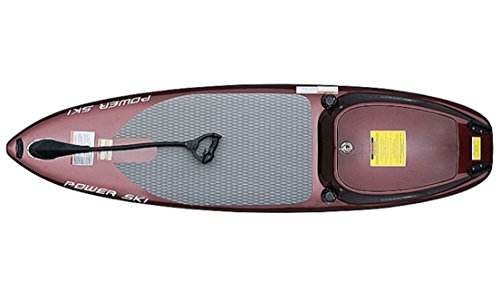 The Ultimate JET Powered Surfboard Power Ski