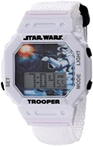 """Star Wars Kids' 9000676 """"Storm Trooper"""" Watch and Book Combo Pack"""