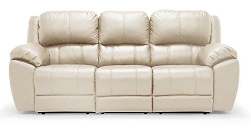 Montgomery 41174 Sofa Recliner, Tulsa II Bisque