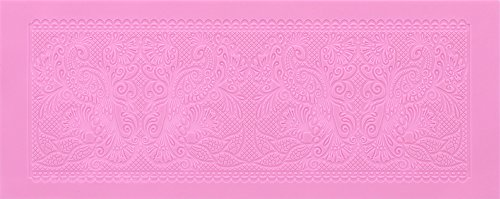 Fantasia 3-D Silicone Lace Mat by Claire Bowman by Cake Lace