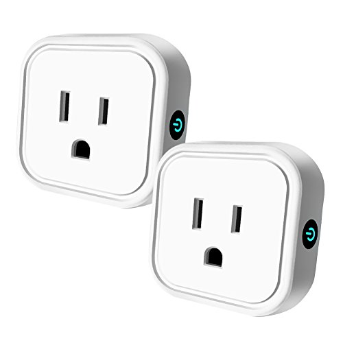 HEYGO Wi-Fi Smart Plug Mini Outlet