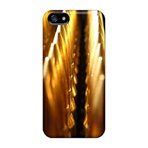 High Grade ConnieJCole Flexible Tpu Case For Iphone 5/5s - Bullets