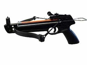 Outdoor Hunting Camping Survival Light Crossbow 50lbs Pistol Fiberglass