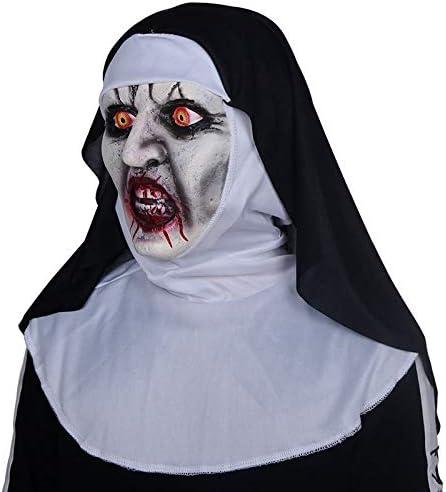 CRAZYDAY Máscara de Halloween, Sombrero de látex, Disfraces ...