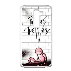 Artistic Fashion Unique White Phone Case for LG LG2