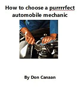 How to choose a purrrrfect automobile mechanic