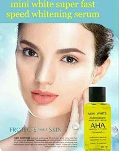30ML X 3 MIMI WHITE Whitening Skin Body Serum Lightening Bleaching Dark Spot New 30 ml
