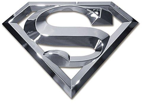 Elektroplate Superman ABS Acrylic 3D S