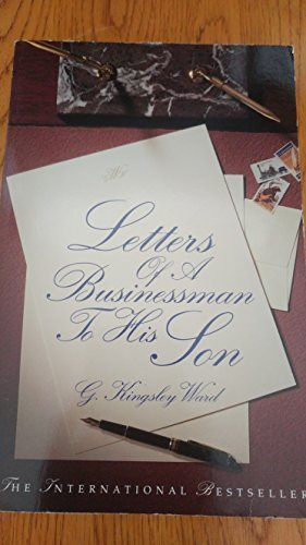 letters of a businessman to his son 感想 g kingsley ward 読書メーター
