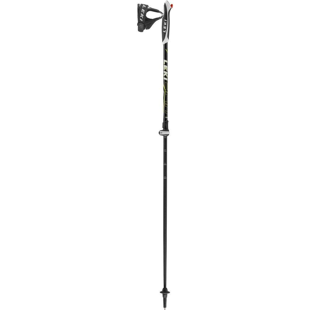 Leki Spin Speed Lock 6322629 Nordic Walking Poles One Size In Black