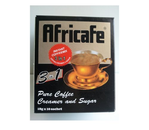 Africafe 3-in-1 Instant Coffee