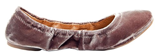 comfortable for sale Lucky Brand Women's Lucky Emmie Ballet Flat Chocolate visa payment SGGlntGbyQ
