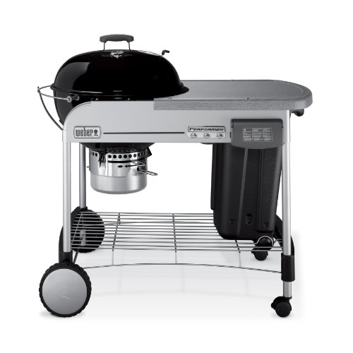 Weber 15501001 Performer Charcoal 22 Inch