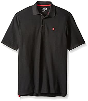 Izod men 39 s big and tall advantage performance solid polo for Izod big and tall essential solid shirt