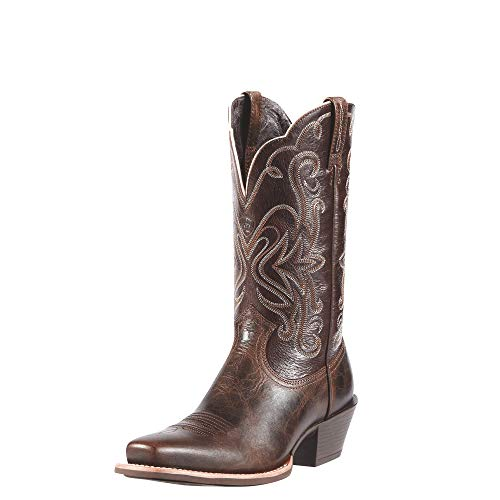 ARIAT Women's Legend Western Boot Chocolate Chip Size 7 B/Medium Us