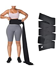 Tiktok Quick Snatch Me Up Waist Wrap,Lumbar Waist Bandage Support Trainer Back Braces,Weight Loss Postpartum Recovery for Women