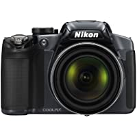 Nikon COOLPIX P520 18.1 MP Digital Camera with 42x Zoom (Dark Grey)