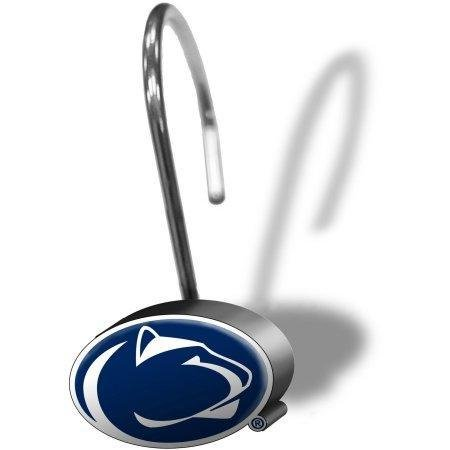 NCAA Penn State Nittany Lions Shower Hooks 12-Pack by The Northwest Company