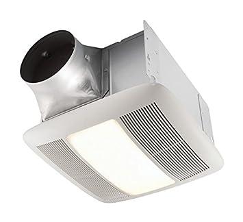 Nutone QTXEN150FLT Ultra Silent Bath Fan With Light And Nightlight Energy  Star