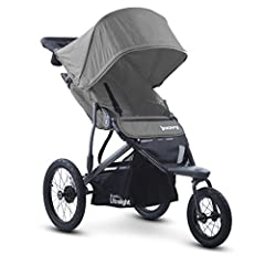 The Zoom 360 Ultralight is the newest addition to the Joovy jogging stroller line. Made with 6061 aircraft aluminum, it is 10% lighter and its updated design is simpler, stronger and better looking than its predecessor. The new Zoom 360 Ultra...