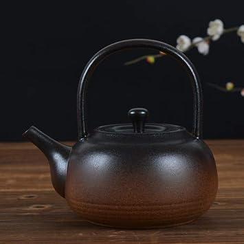 Teiera In Ceramica Teiere Zisha Minghuo Tetera Día De La Salud Estufa De Gas Agua Quemada