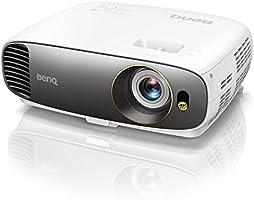 BenQ W1700 4K, Proyector de Cine en Casa, Color Blanco con Gris