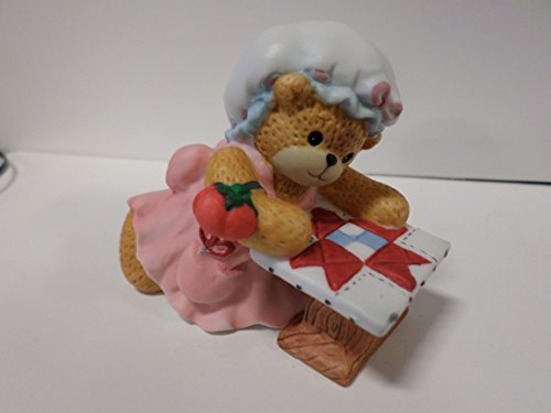 Lucy & Me (Enesco) ** Bear Quilting ** 260584