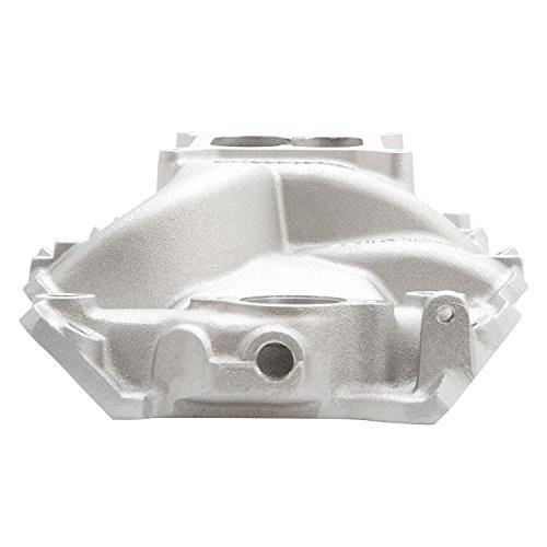 P20 Exhaust Chevrolet Manifold (Edelbrock 7163 Performer RPM Intake Manifold)