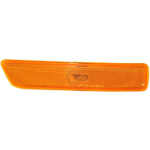 Mercury Marker Mountaineer Side - DAT 02-10 MERCURY MOUNTAINEER FRONT SIDE MARKER LIGHT ASSEMBLY IN THE BUMPER RIGHT PASSENGER SIDE FO2551140