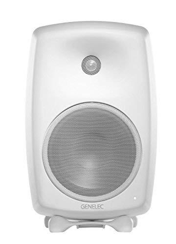 Genelec ジェネレック G Five ホームオーディオ用 アクティブスピーカー (1本) (ホワイト) B07C5L73PB ホワイト