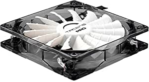 Tacens Ventus Ice Ii - Ventilador 14X14 12Db Fluxus Pro Ii, Leds Blancos