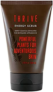 All Natural Face Scrub for Men & Women – Exfoliating Face Wash Improves Skin Texture, Unclogs Pores, Helps Prevent Blackhead
