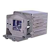 AuraBeam Economy Infocus IN114 Projector Replacement Lamp with Housing