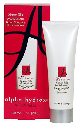 Alpha Hydrox Skin Care