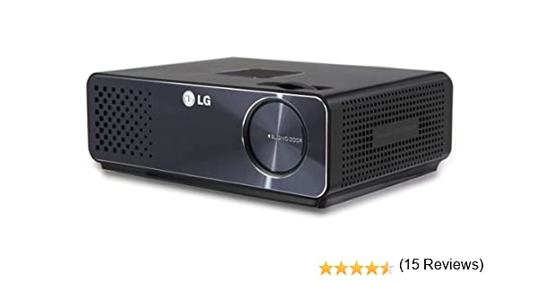 LG HW300G - Proyector, 300 Lúmenes del ANSI