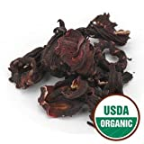 Cheap Starwest Botanicals Hibiscus Flowers Whole Petals Organic, 1 Pound
