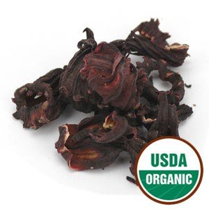 Hibiscus Flowers Whole Organic Starwest Botanicals 1 lb