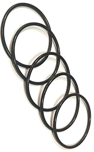 Hayward VITON CLX200K 5 Pack CL200 Chlorinator Aftermarket Replacement O'rings