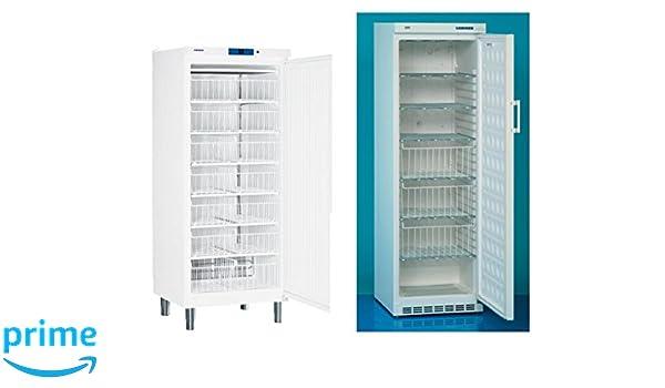Liebherr 670356 congelador armario, negativa estática, 20 °C, 405 ...